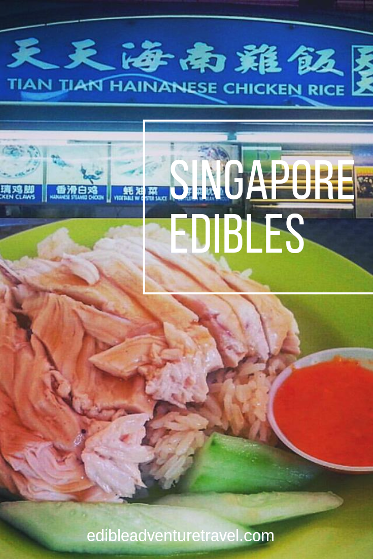 A quick guide of what to eat in Singapore.