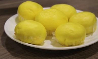 Salted Egg Steam Bun