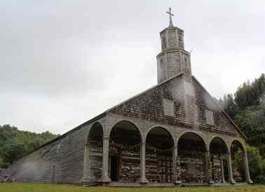 Iglesia de Quinchao