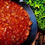 Beef Heart Chili