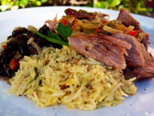 Lechon Asado (Cuban Roast Pork)