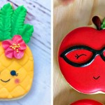 Yummy Fruits Cookies Recipe | How To Make Perfect Cookies For Every Occasion