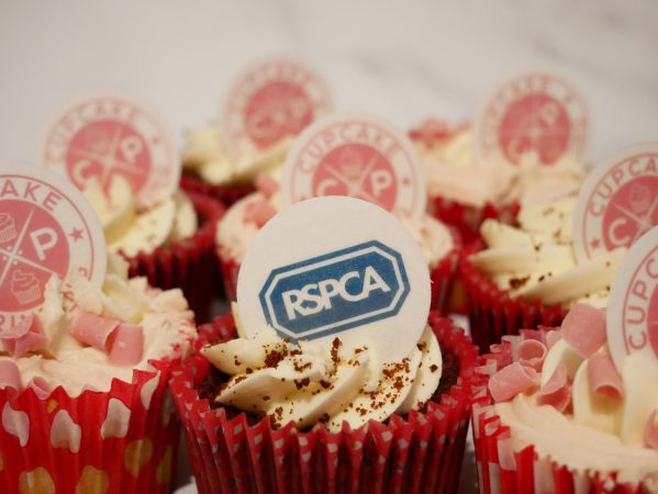 RSPCA Charity Cupcake Decoration