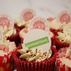 Samaritans Charity Cupcake Decoration