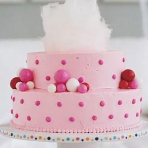 Stupendous Cotton Candy Cake Craft Gossip Funny Birthday Cards Online Hendilapandamsfinfo