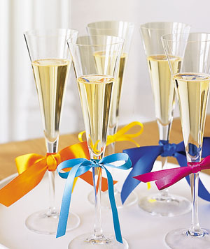 champagneribbons