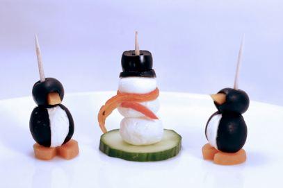 penguinsnowman