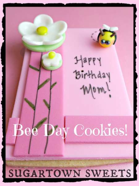 Bee-Day-Cookies