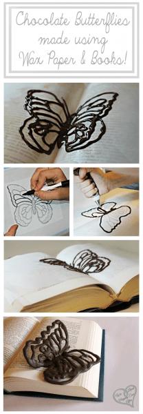 Chocolate-Butterflies