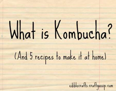 what-is-kombucha