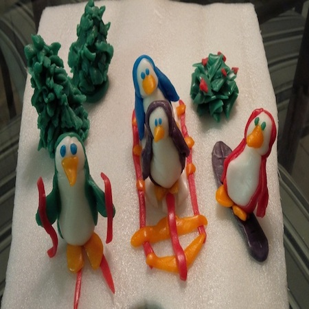 Airhead penguins
