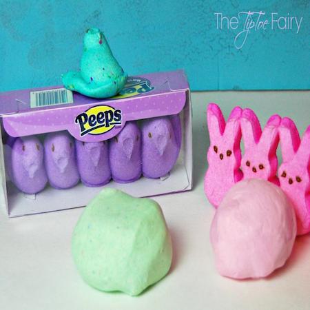 peep-play-dough