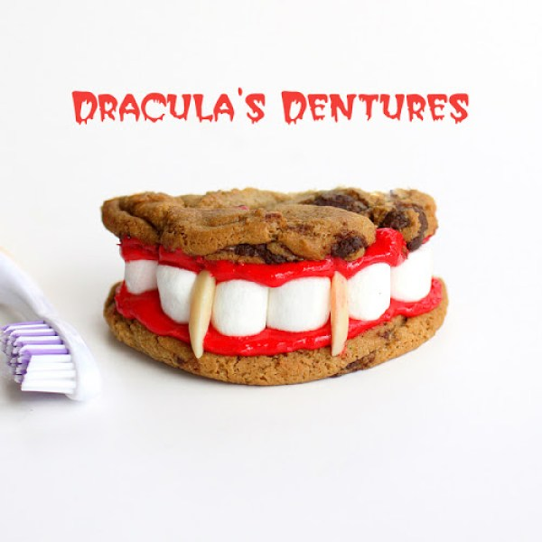 Dracula's Dentures - The Girl Who Ate Everything