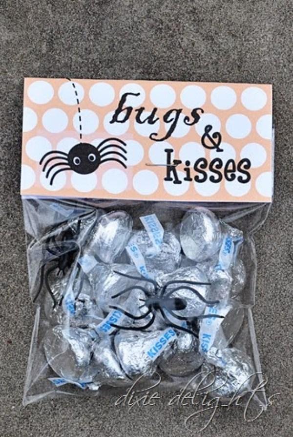 bugs kisses