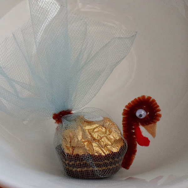 Ferrero Rocher Turkeys