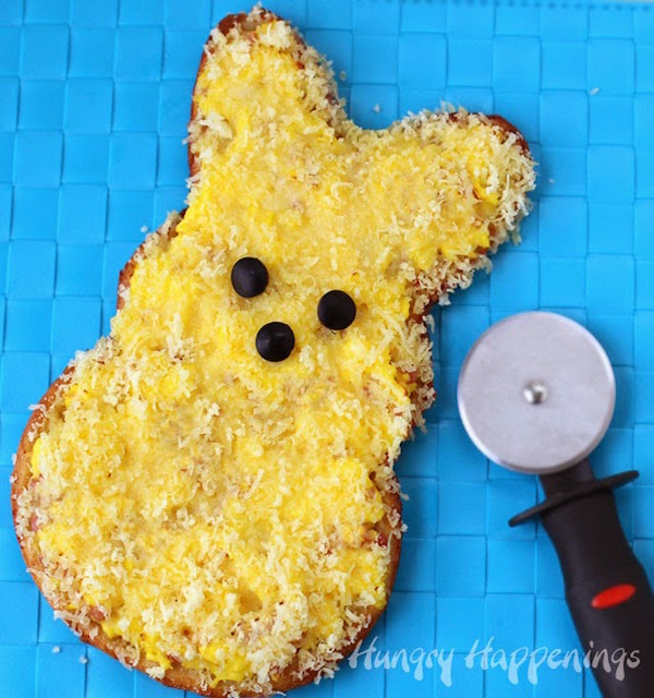 egg-ham-and-cheese-breakfast-pizza-peeps-easter-recipe