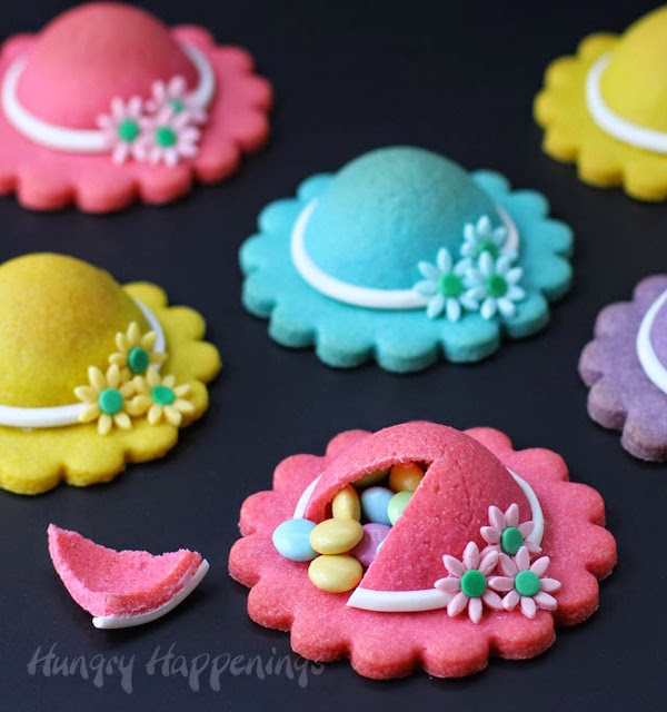 ladies-hat-pinata-cookies-filled-with-candy