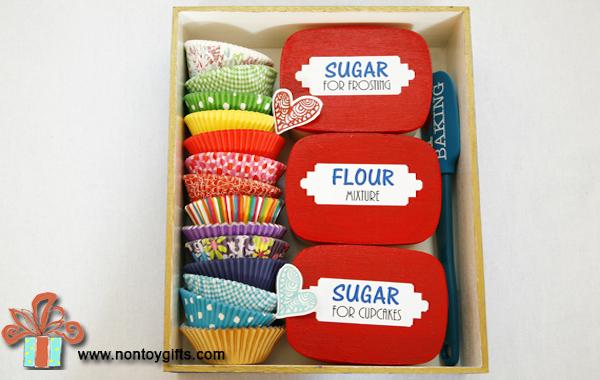DIY Baking Kit Gift for Kids