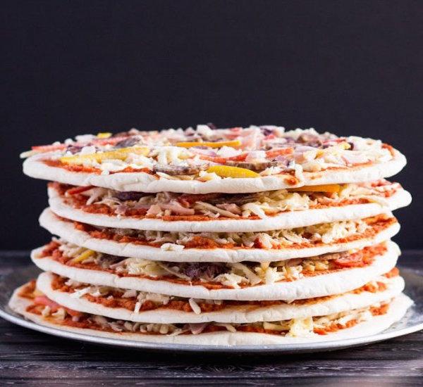 homemade frozen pizza