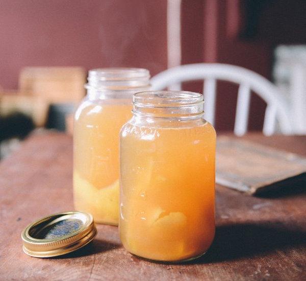 lemon & Honey Barley Water