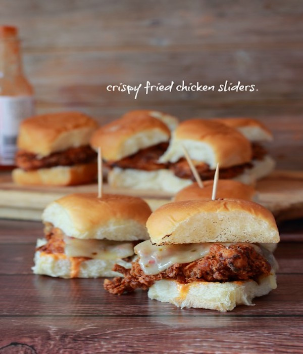 fried-chicken-sliders