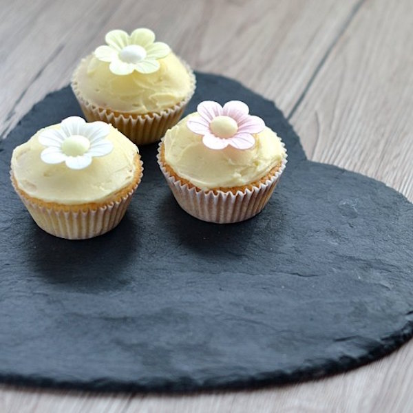 spring fairy cakes