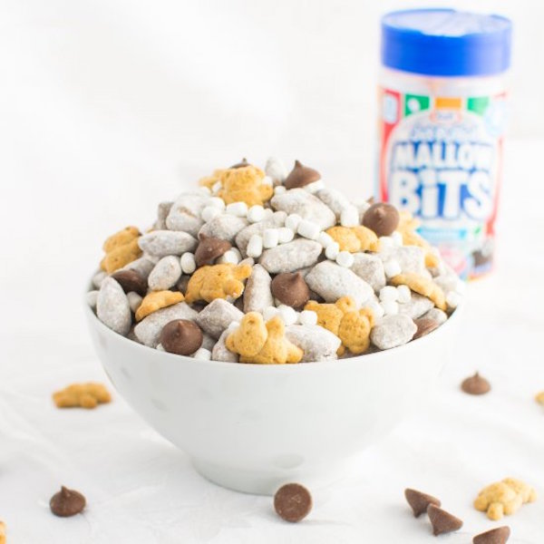krave s'more puppy chow