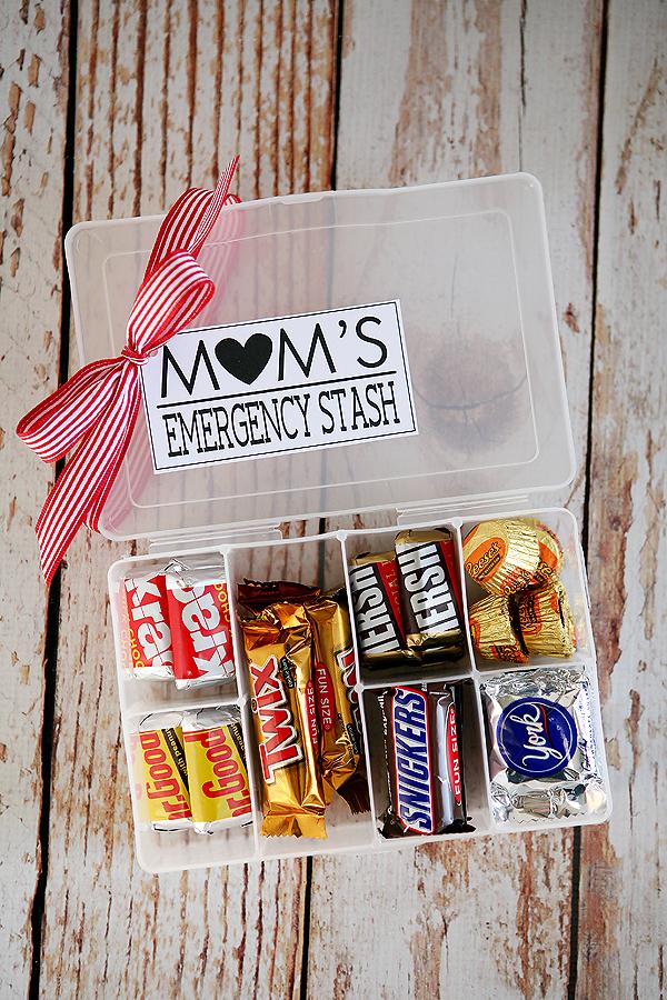 Mom's Emergency Stash – Edible Crafts