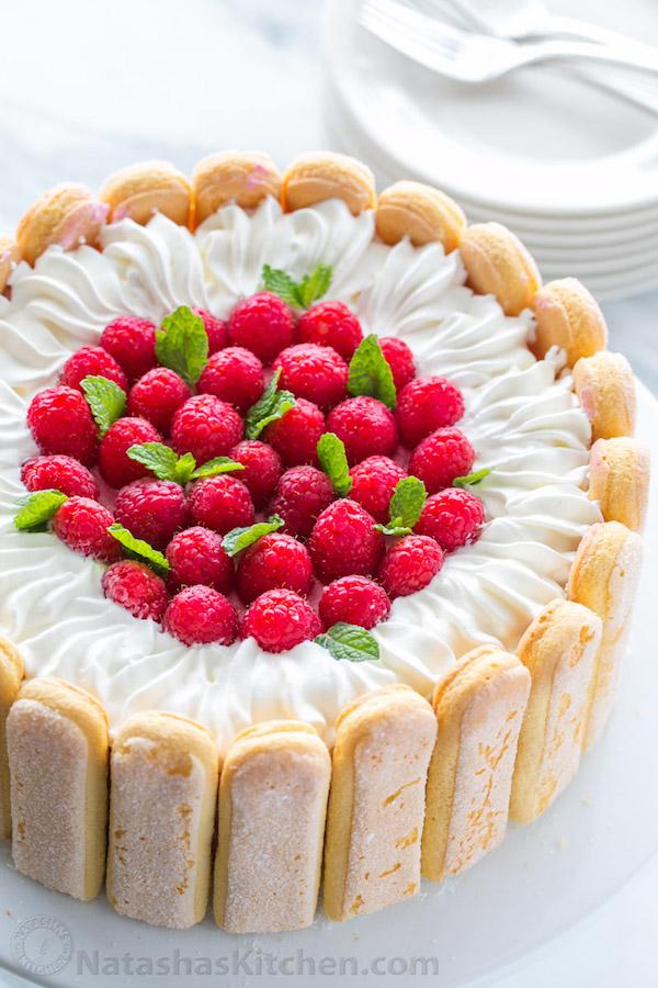 Charlotte-Cake
