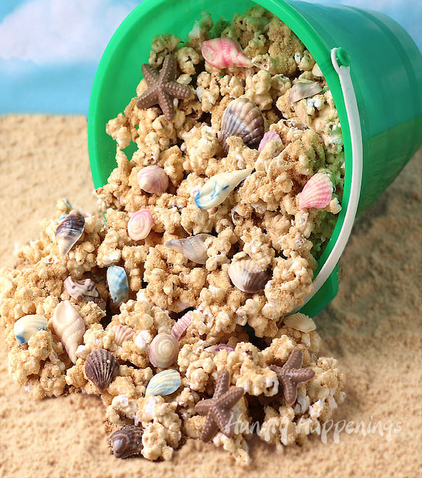 peanut-butter-popcorn-candy-shells-beach