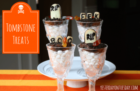 Tomb Stone Treats You Can Make At Home