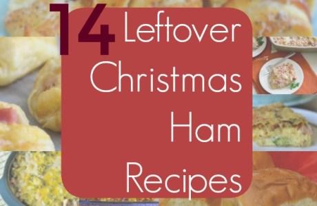 14 Leftover Christmas Ham Recipes