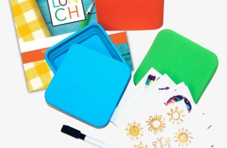 Transform lunch prep into kid-friendly activity