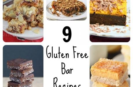Easy To Bake Gluten Free Holiday Bars