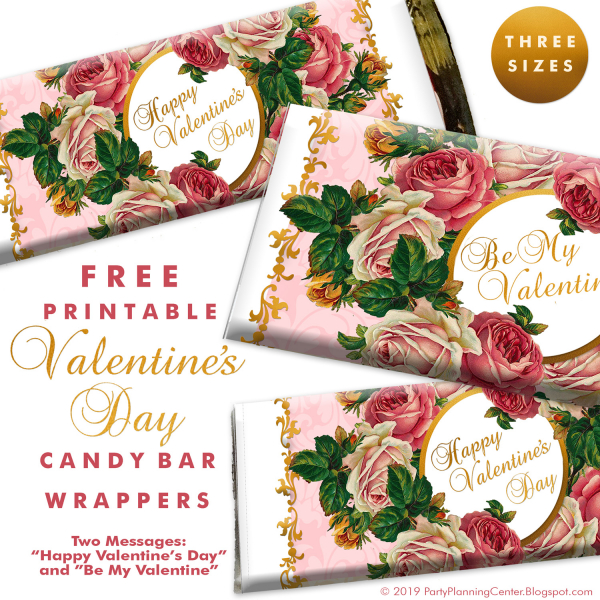 image regarding Printable Candy Wrappers referred to as Printable Valentine Sweet Wrappers Internet site Identify