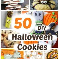 50 Halloween Themed Cookies You Can Bake At Home