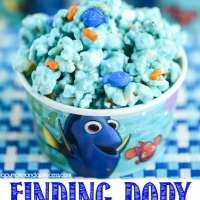 Finding Dory Popcorn and 7 Other Popcorn Recipes