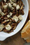 vegan cashew cheese dish