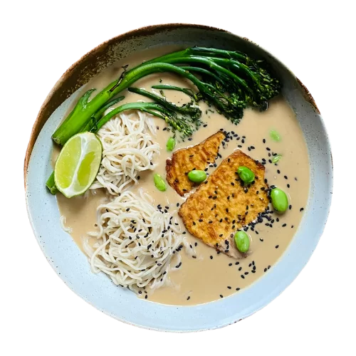 vegan oatly ramen recipe