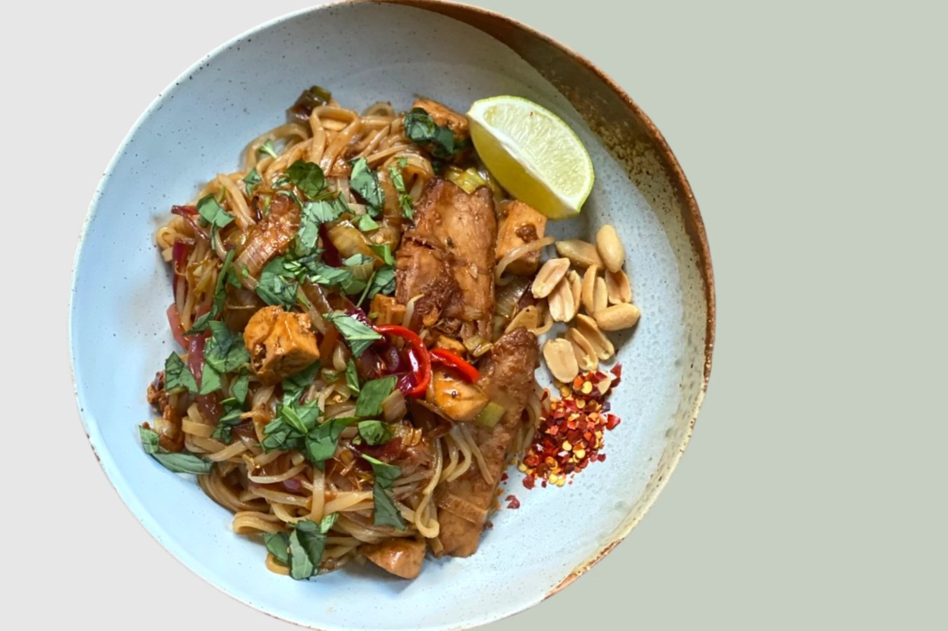 the best gluten-free and vegan pad thai recipe