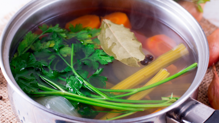Veggie broth