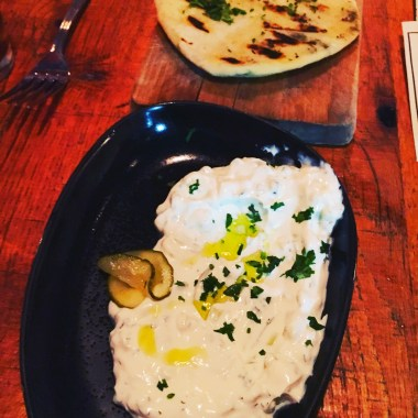 Tzatziki Spread - Opa Restaurant Philadelphia