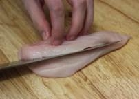 4. Chicken Sliced