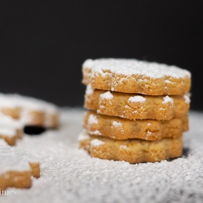 The only shortbread recipe you'll ever need