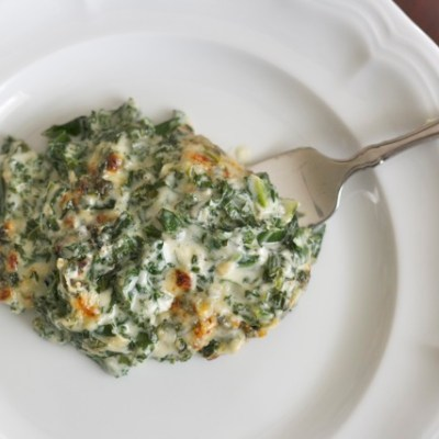 How to cook kale and enjoy it with a silky, easy cream sauce