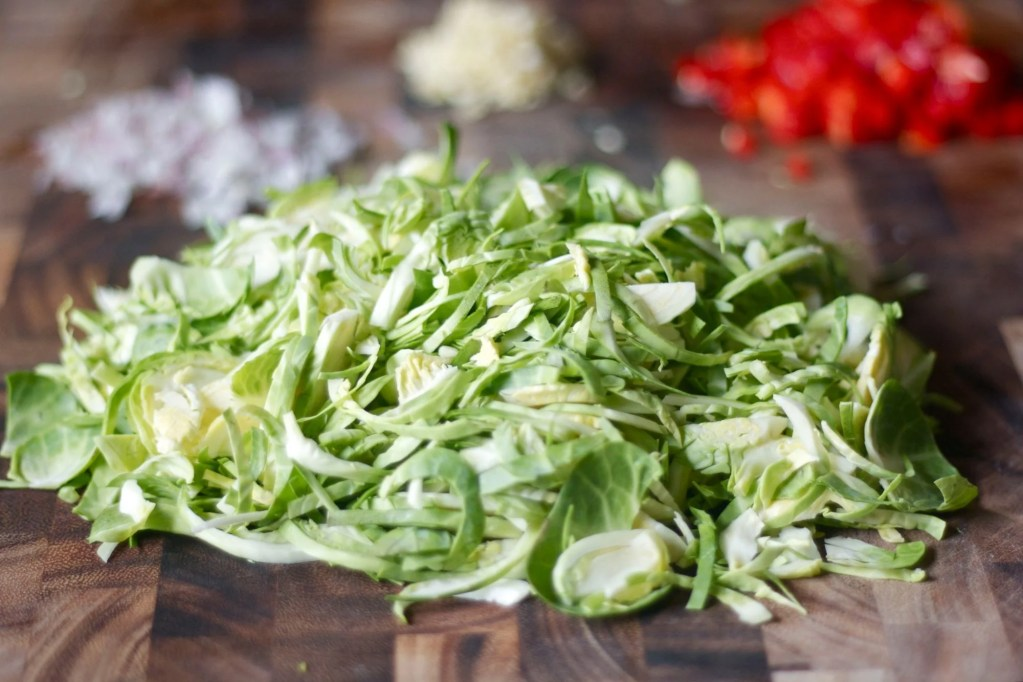 How to cook Brussels sprouts and recipe ideas from the chef+mom at Edible Times.