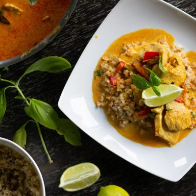 How to make Thai curry + any dish Thai-inspired
