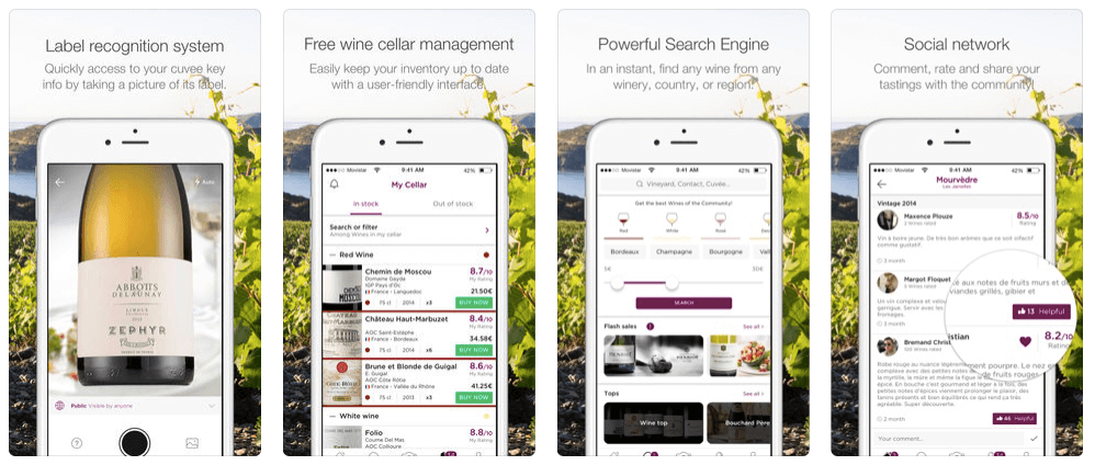 Wine apps - 7 wine apps every wine enthusiast should be using in 2019. 4