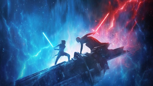 Star Wars: Episode IX - The Rise Of Skywalker - movie review