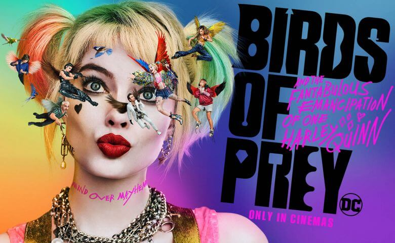Harley Quinn Birds of Prey movie review – no spoilers.